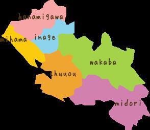 千葉市 地図